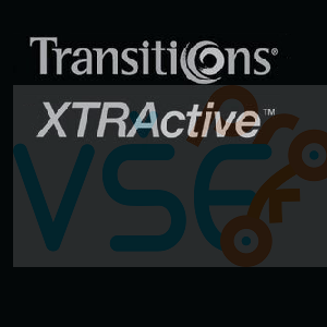 Transitions 1,5 Xtractive s antireflexem