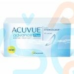 Johnson & Johnson Acuvue Advance with Hydraclear 6 čoček