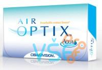 Ciba Vision AIR OPTIX For Astigmatism 6 čoček