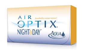 Ciba Vision AIR OPTIX NIGHT & DAY Aqua 6 čoček