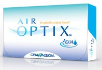 Ciba Vision AIR OPTIX Aqua 6 čoček