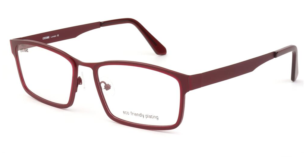 Dioptrické brýle Eyefunc 476 44 red